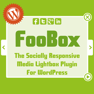 FooBox Media Lightbox Plugin For WordPress